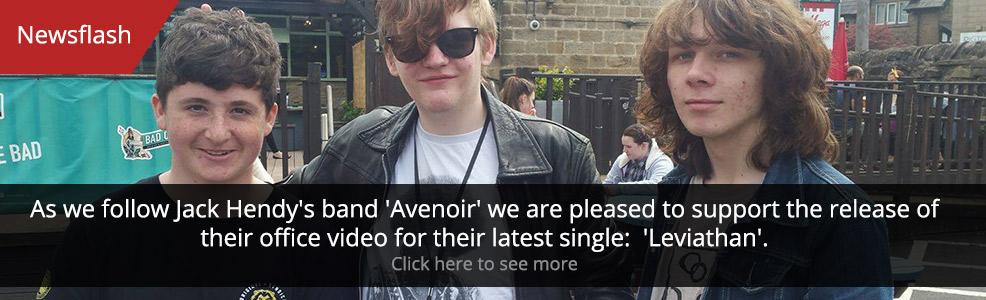 Avenoir win Battle of the Bands