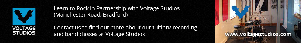 In partnership with Voltage Studios